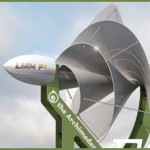 It's A Silent Rooftop Turbine Which Could Produce Half Of Your Home's Energy Needs