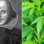 Shakespeare a stoner? Evidence indicates he may have smoked marijuana