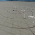 Stunning 7-mile scale model of the solar system created in Nevada